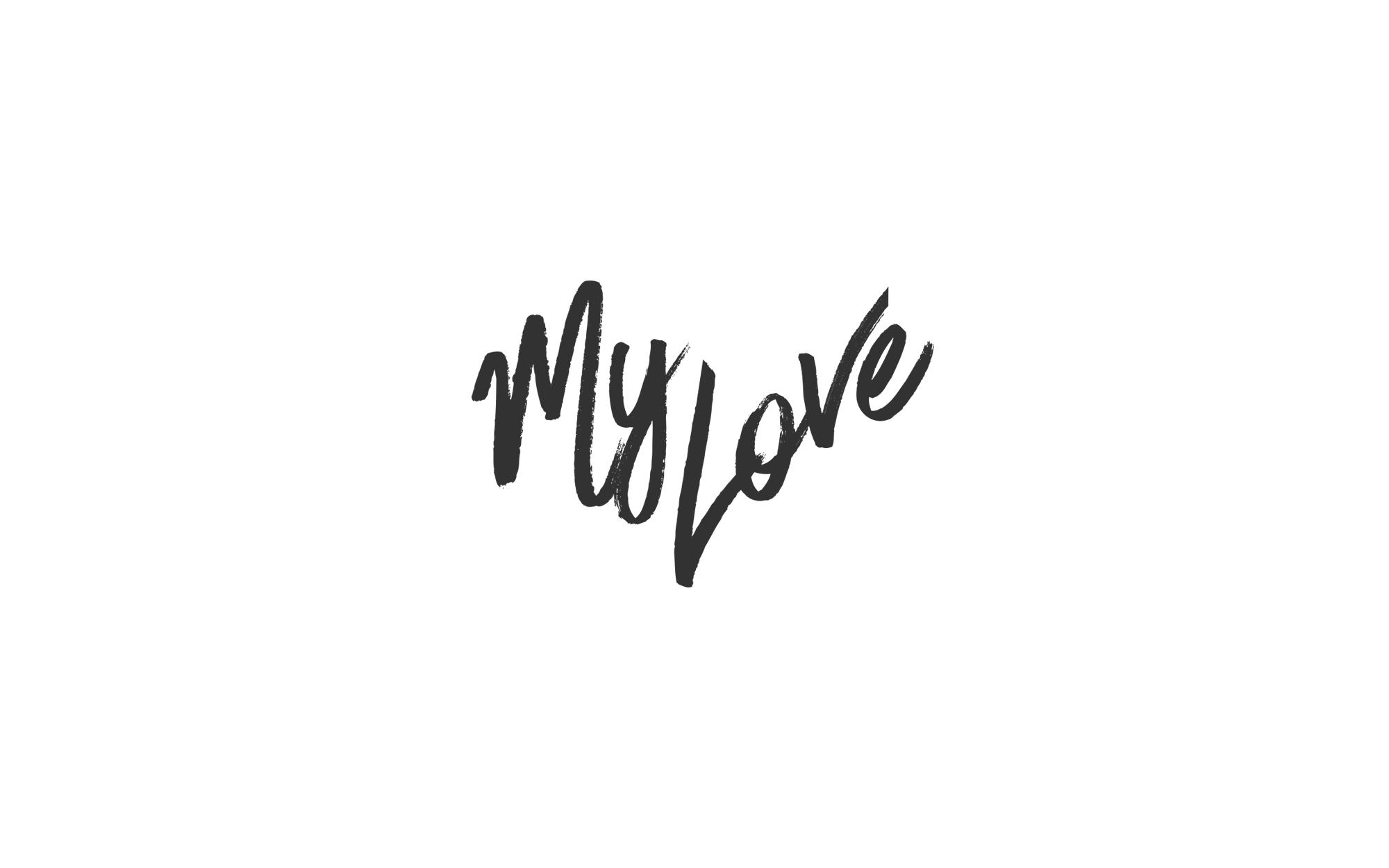 MyLove logo
