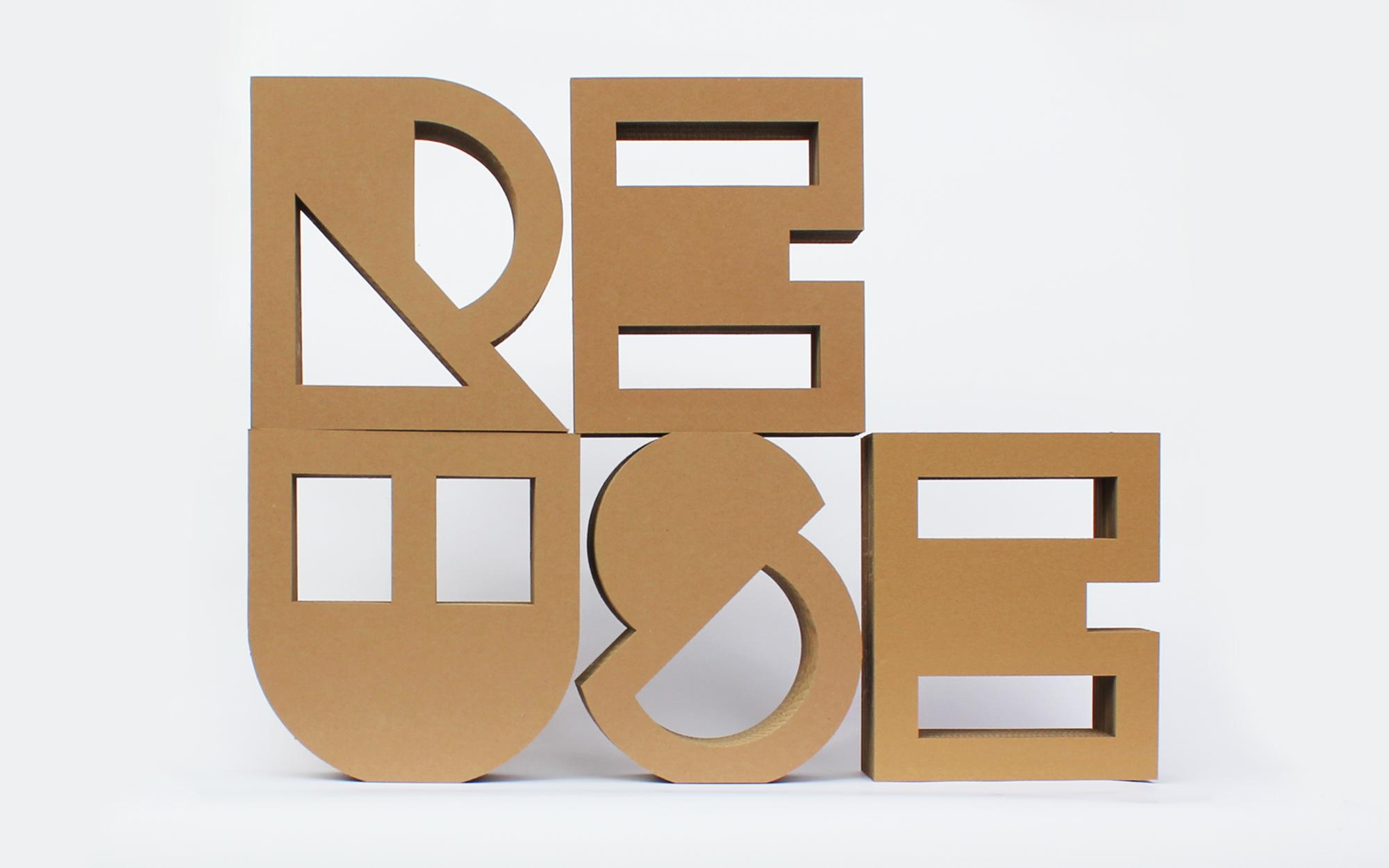 reuse_type_cardboard_typography_matthew_pomorski_graphic_designer_kent_1